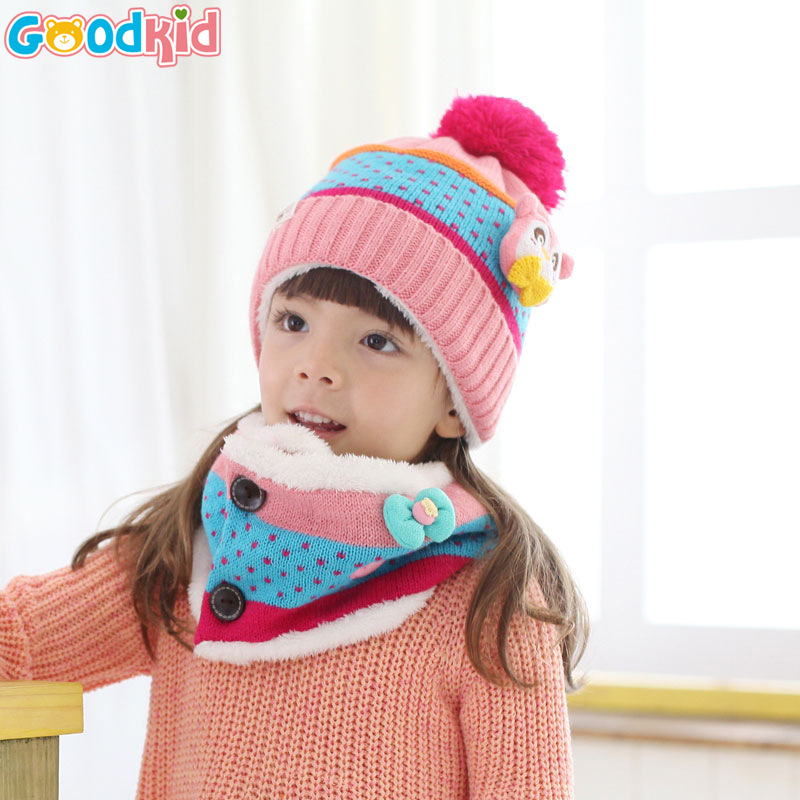 2015 Unisex Novelty Character Cotton New Special Offer Hats Beanie Balaclava Cartoon Children Winter Wool Knitted Scarf Hat(China (Mainland))