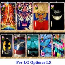 Buy Hard Plastic Cell Phone Shell LG Optimus L5 Cases E610 E612 E615 Shield Covers Skin Captain American Housing Case Back Hood for $1.28 in AliExpress store
