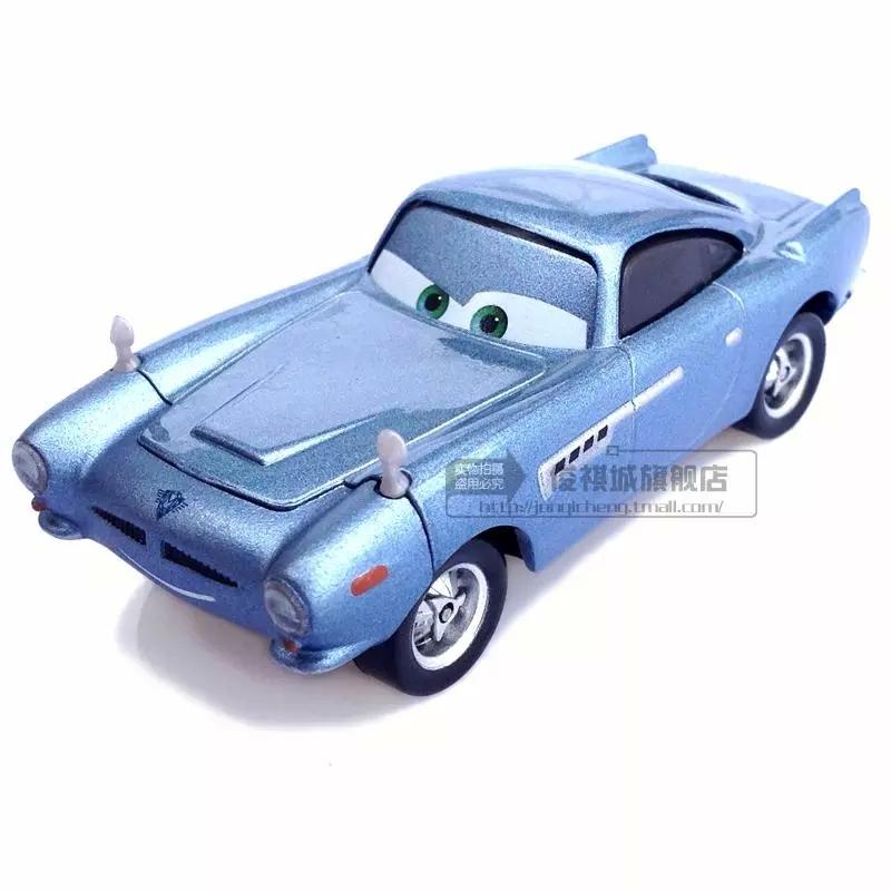 Pixar Cars Finn McMissile Metal Diecast Toy Car 1:55 jugetes slot car pixar cars miniaturas juguete toys for children(China (Mainland))