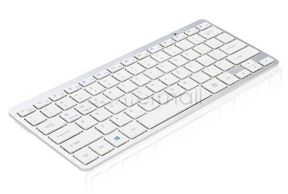 Free Shipping Ultra-slim Wireless Keyboard Bluetooth for Apple iPad for iPhone Series,for MacBook,Smart Phones and Tablets 52(China (Mainland))