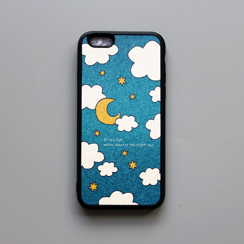New Arrival Ultrathin Soft TPU Full Coverage Case for iphone 5 5s SE 6 6s 6plus Cats Cloud Rabbit Frog Pattern Phone Funda Cover