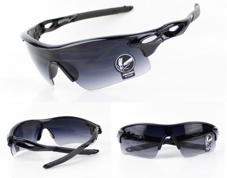 2015 Men Women Cycling Glasses UV400 Outdoor Sports Windproof Eyewear