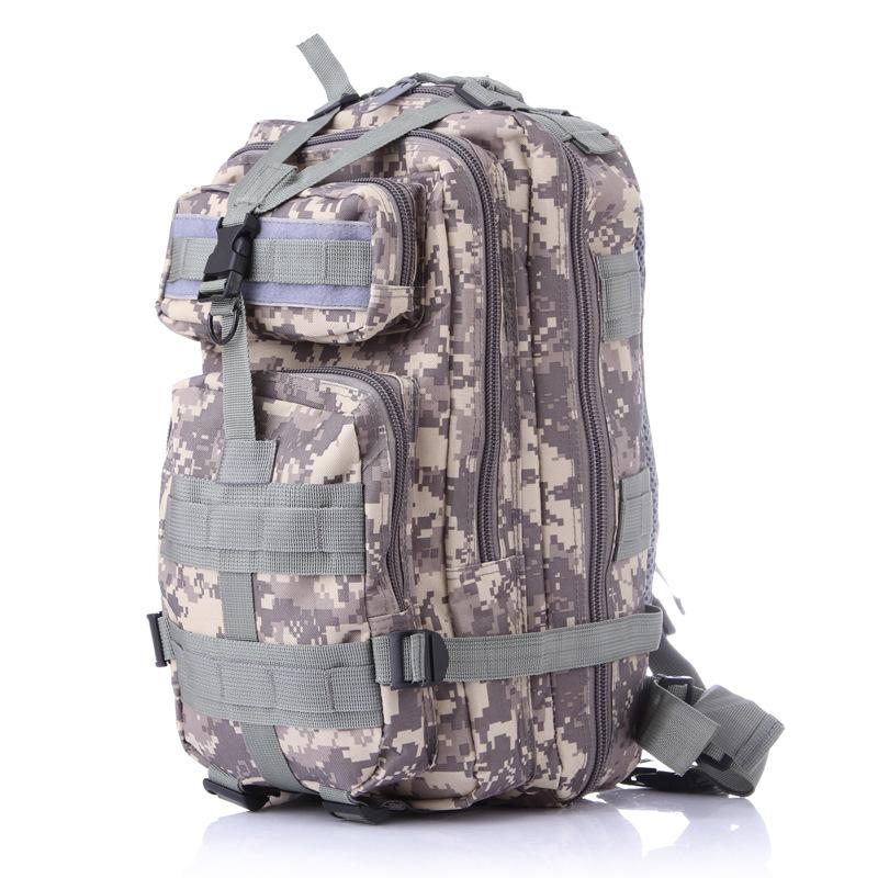 2016 Hot Sale Men Women Outdoor Military Army Tactical Backpack Waterproof Camping Hiking Bag Camouflage Trekking Sport Rucksack(China (Mainland))
