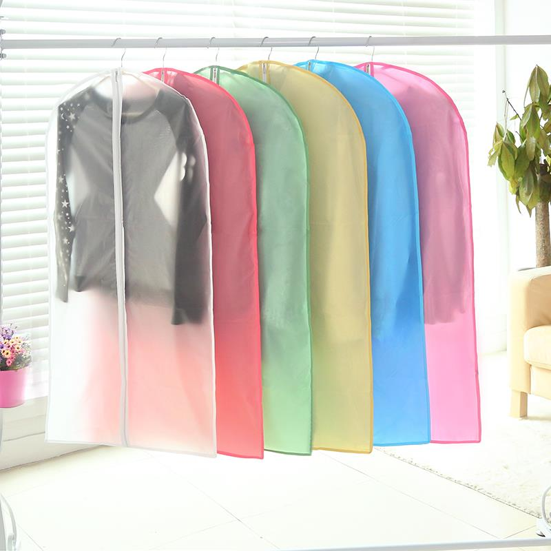 Clothes dust cover dust bag big clothes cover clothing dust cover dust cover suit storage bag set(China (Mainland))