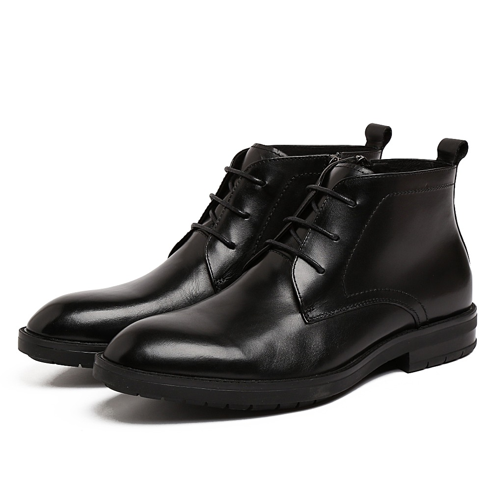 High Quality Mens Black Dress Boots Promotion-Shop for High ...