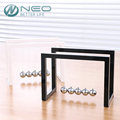 NEO ABS Newton Cradle Physics Pendulum Science Newton s Cradle Art in Motion Balance Balls Wave