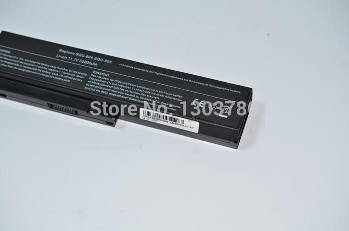 4400MAH 11 1v laptop batteryfor Samsung R580 SQU 804 SQU 805 SQU 807 SQU 904 R410