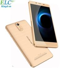 Original Leagoo M8 Smartphone 5.7 inch IPS HD MT6580A Quad Core 1.3GHz Cellphone 2GB+16GB 3500mAh Fingerprint ID Mobile Phone(China (Mainland))