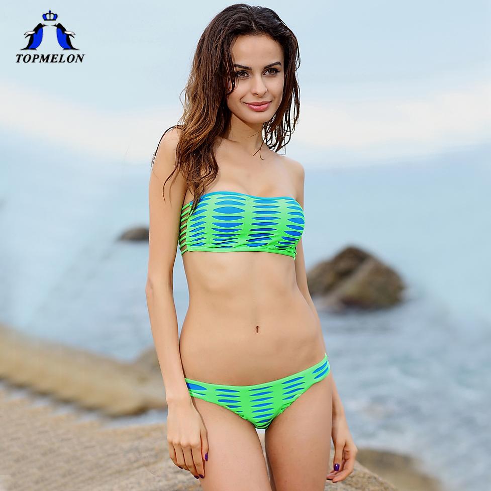 bikini set Sexy bikini swimsuit bikini set Fashion Beach wear Green swimwear women new biquines 2016 Brazilian Bathing Suit(China (Mainland))