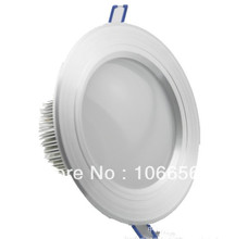 AC85-265v 5w high power led downlight 3 inch with diffuser 180 degree(China (Mainland))