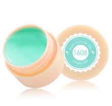 Venalisa UV Gel Novo 2019 Nail Art Design Dicas Manicure 60 Tinta Gel de Cor LED UV Soak Off Pintura DIY esmaltes de Unhas de Gel UV Laca(China)