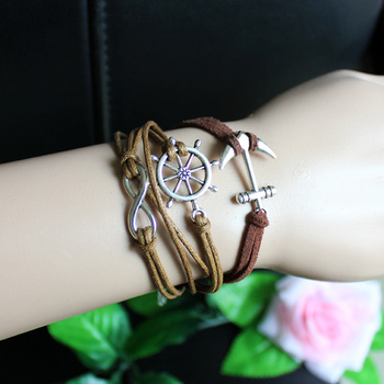 2014 fashion high quility different colors bravelet for women free shipping S53-60