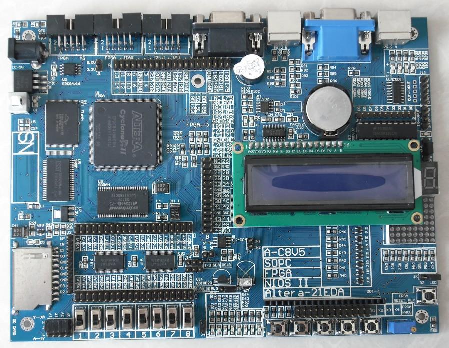 CPLD+FPGA altera fpga board + fpga development board cpld development board(China (Mainland))