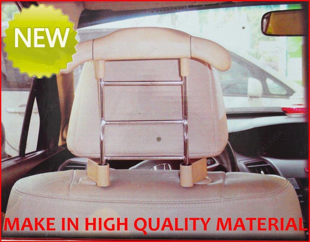 Universal Retractable Car Coat Hanger Car Suit Hook/auto coat hanger/Car hanger for Car Seat Headrest GZ-881 Free Shipping GGG(China (Mainland))