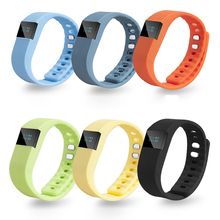 Fitness Activity Tracker Bluetooth 4.0 Smartband Sport Bracelet Smart Band Wristband Pedometer For IOS Samsung Android TW64