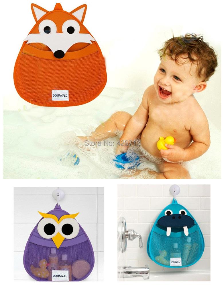 Lenceria De Baño De Buho:Bath Toy Storage
