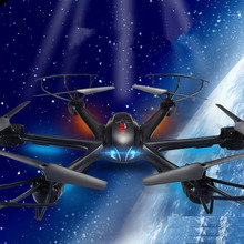 MJX X600 2.4G 6-axis RC Hexa Copter Drone Headless Mode RC Helicopter 6-axis C4005 Camera Camera VS SYMA X5SW X5HW mjx x101 x600