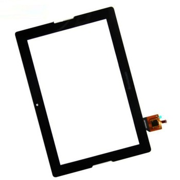 "For 10.1"" Lenovo A10-70 A7600 Tablet Touch Screen Panel Digitizer Glass Lens Sensor Repair Parts Replacement with Logo"