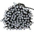 Ledertek Christmas Lights 72ft 200 LED Solar String Lights for Indoor Outdoor Home Patio Garden Party