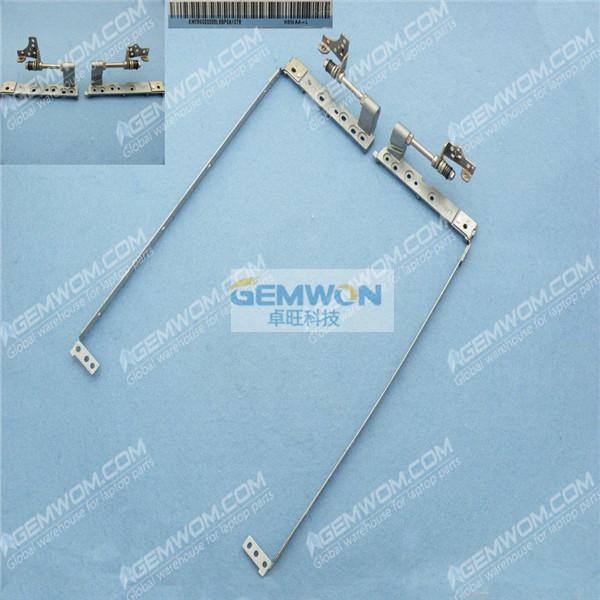 Крепление для ЖК дисплея ноутбука TOSHIBA A355 A355d L450 L455 L455d 15,6 R:AM05S000600 L:AM05S000300 капри apanage капри