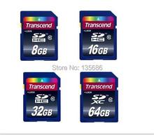 2015 High Speed SDHC 64GB 32GB 16GB 8GB 4GB 2GB 128MB Micro SD Card Class 10 SD Card Flash Card + Card Reader Free Shipping
