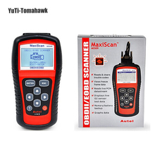 Authentic OBDII / EOBD Scanner Most Economical Auto Code Reader Diagnostic Tool For US / Asian / Europe Cars Communication Parts(China (Mainland))