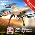 Newest Syma Drone X8HC with 2MP HD Camera 2 4G 4CH 6Axis RC Helicopter Hovering Quadcopter