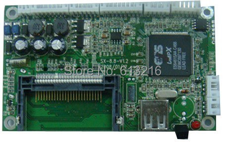 Advertising board Use ESS's DMPX series main chip: ES6461SAA Color decoding function will be more excellent(China (Mainland))