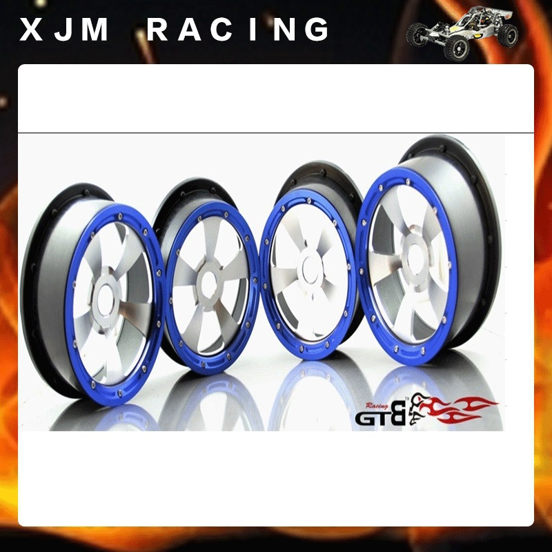 Five strengthen cooperation wheels hub rolling for 1 5 scale GTB racing Baja 5b ss