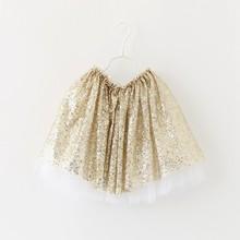 EMS DHL Free Shipping HOT Sale Girls  Elegant children princess Sequin Skirt summer Fashionable Shimmer Skirt Sparkle Skirt(China (Mainland))