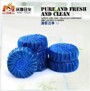 Automatic toilet cleaners clean the toilet clean spirit (four)(China (Mainland))