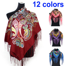 Fashion hot sale women square scarf printed,2014 women brand wraps winter ladies scarf free shipping