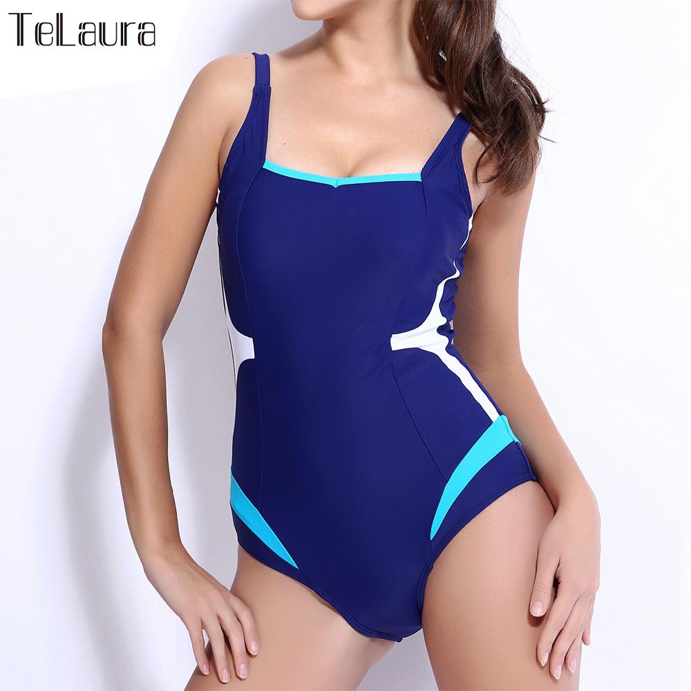 Women Authentic Swimsut High Quality China Brand One Piece Swimming Suit Sport Fashion Female Water Pool Swimwear Nylon Monokini(China (Mainland))