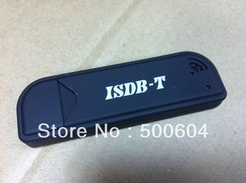 New USB TV Receiver ISDB-T HDTV Digital TV Tuner Stick for Brazil ONLY freeshipping&dropshipping