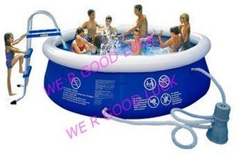 Inflatable swimming pool GK-PL01 +1CE pump