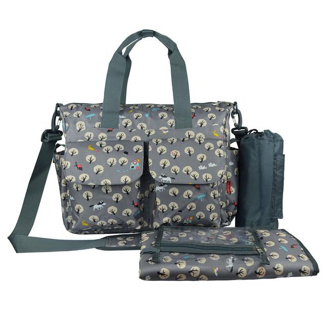 Многофункциональный Bolsa Maternidade пеленки младенца сумки ребенка пеленки мешок ...