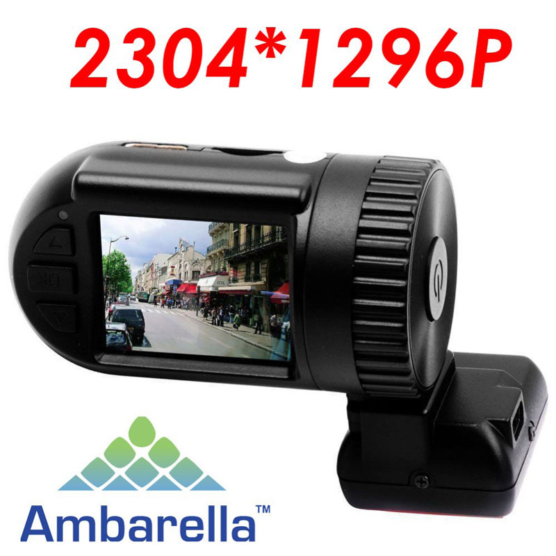 "1.5"" LCD Original Ambarella A7LA50D Super HD 1296P Mini 0805 Car DVR Camera Dash Cam Auto Video Registrator Car GPS Logger + WDR(China (Mainland))"