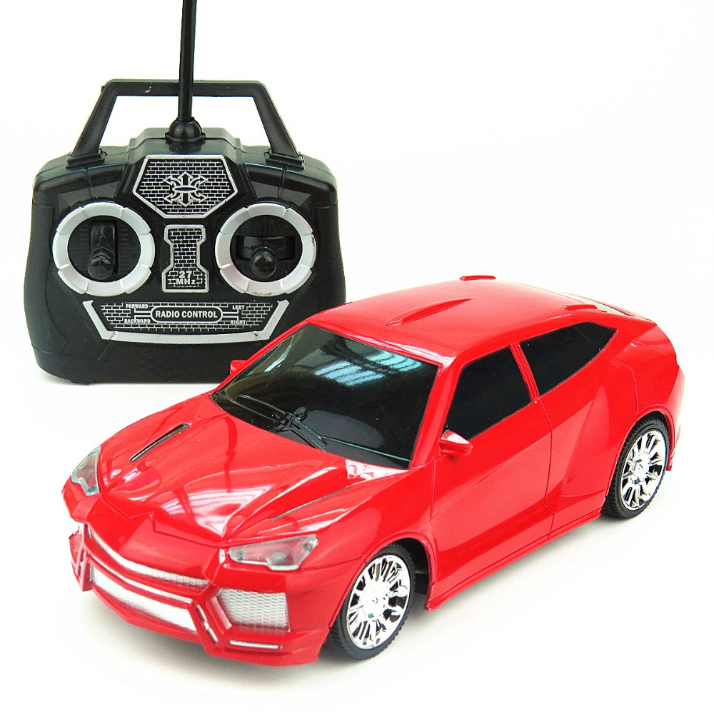 Boy toys 1:24 4CH rc car model baby toys 4 channels remote control car micro racing cars kids toy gifts(China (Mainland))
