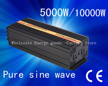 Factory straight sell 5000W 24V Inverter Solar for off grid(CTP-5000W)