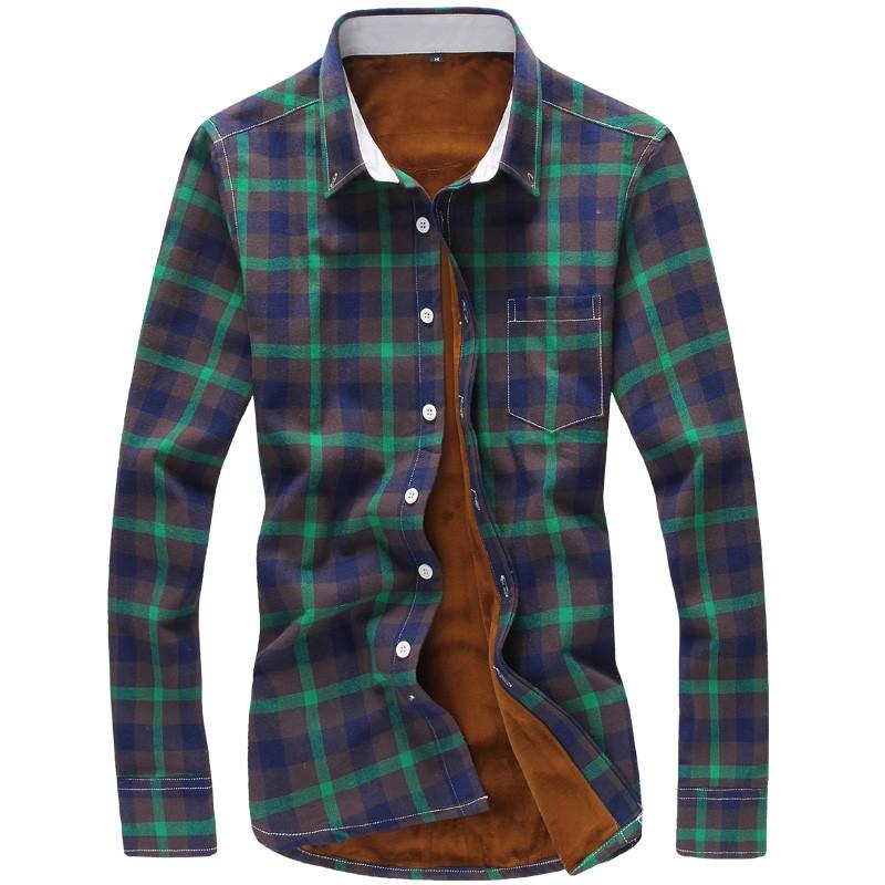 flannel plaid shirt 10