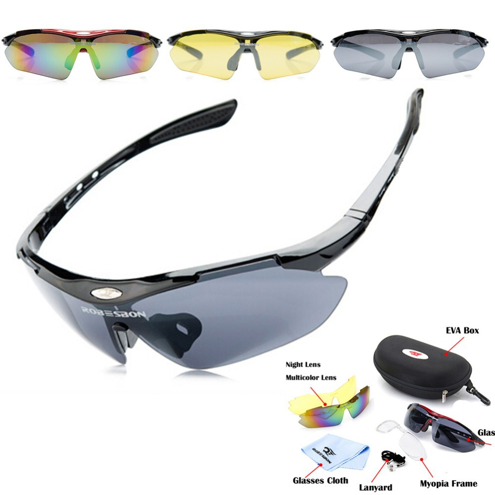 3 lenses Brand new bike bicycle cycling mountain sunglasses mtb glasses motocycle sport eyewear Myopia 100% UV(China (Mainland))