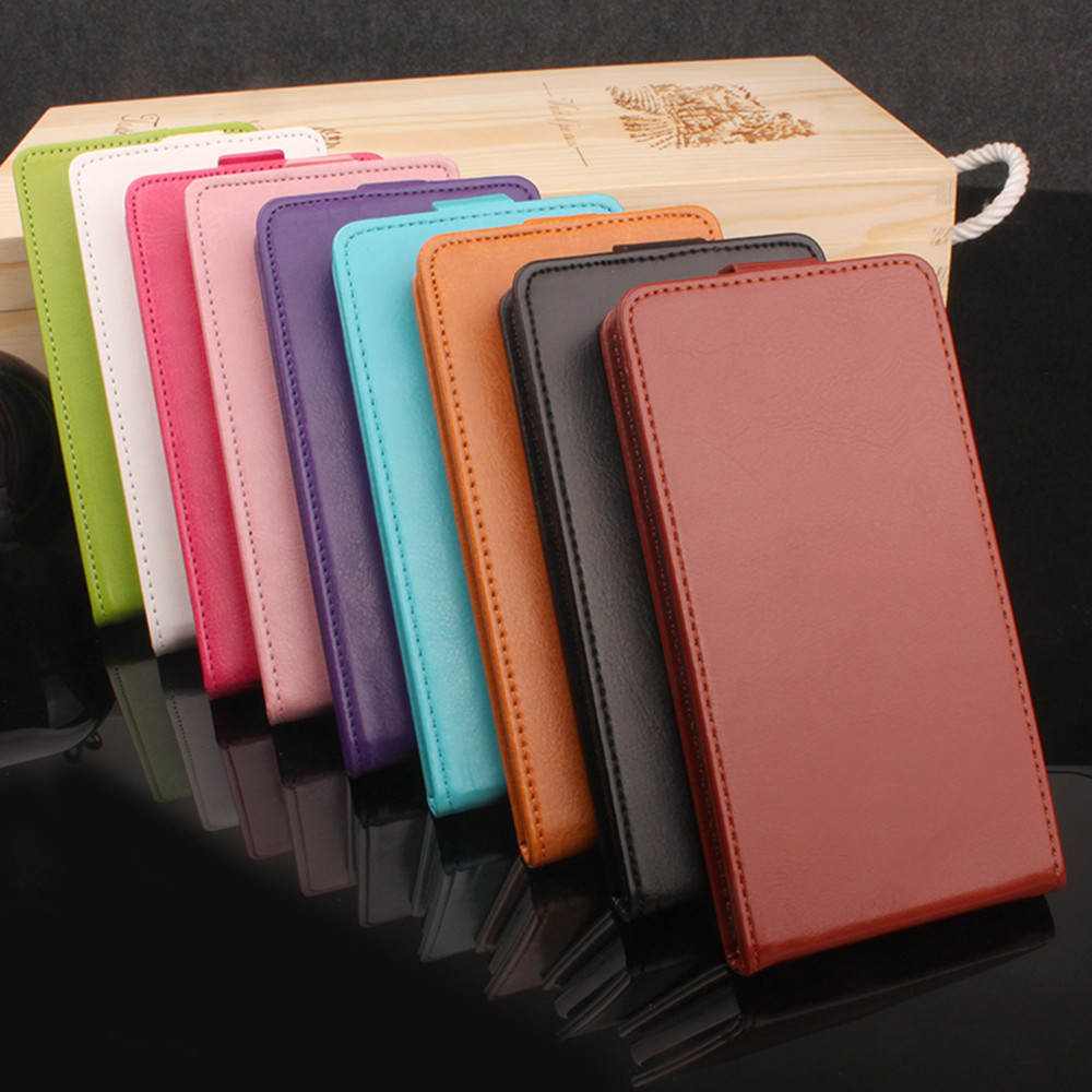 Luxury Retro Leather Case For Sony Xperia M4 XA E5 pouch flip cover For Coque Sony Xperia M4 Aqua Case cell Phones fundas capa(China (Mainland))