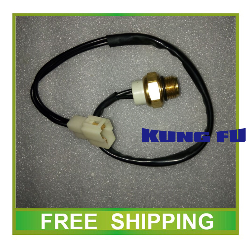 zongshen loncin lifan thermstat 150cc 200cc 250cc water cooled engine thermostat switch motorcycle atv quad temperature control(China (Mainland))