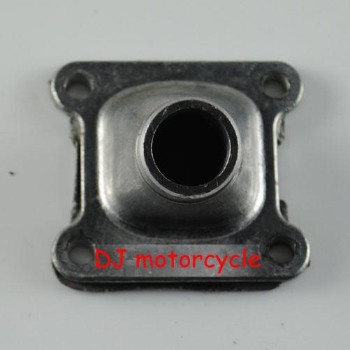High quality pocket bike inlet 2stroke 47cc dirt bike water colled manifold wholesale 49cc mini Quad engine parts ATV(China (Mainland))