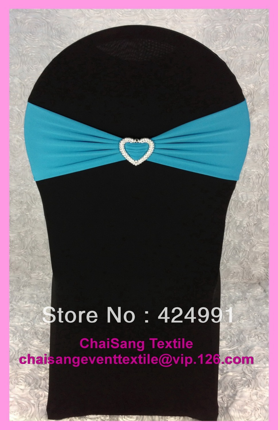 100pcs Turquoise Blue Wedding Lycra Chair Bands with Heart  : 100pcs Turquoise Blue Wedding Lycra Chair Bands with Heart Shape buckle chair cover Lycra Bands for from www.aliexpress.com size 970 x 1500 jpeg 237kB