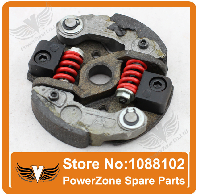 Performance Clutch Mini Moto Motor Two Stroke Pocket Dirt Pit Bike ATV Quad Buggy 47cc 49cc Parts Free Shipping(China (Mainland))