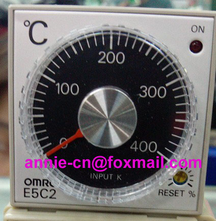 100% New and original  E5C2-R40K OMRON Pointer type temperature controller  AC100-240V<br><br>Aliexpress