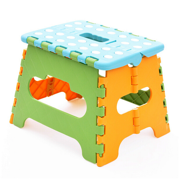 Wholesale Retail New Easy Foldable Step Stool Chair Hold