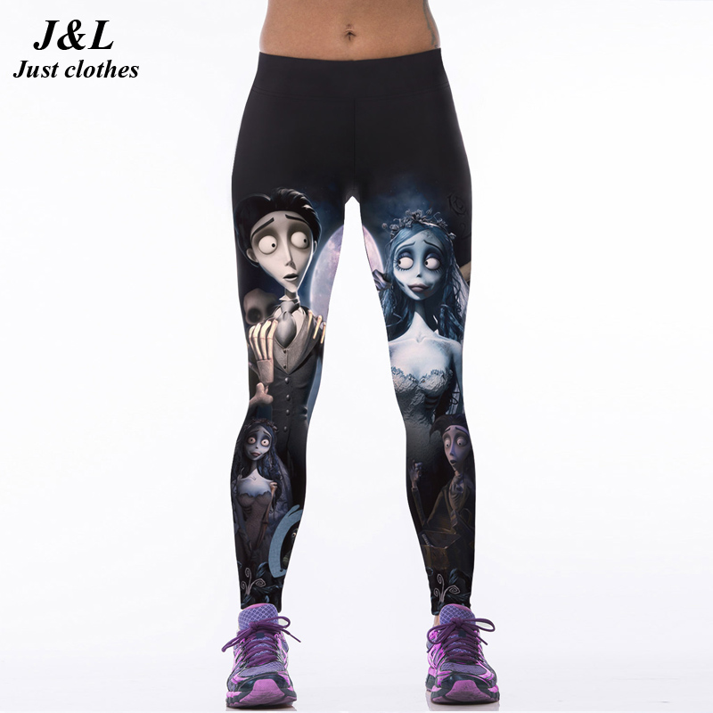2015 Hot!! Fitness Women Running Tights 3D Print Elastic Sports Pants Gym Fitness Women Yoga Leggings Calzas Deportivas Mujer
