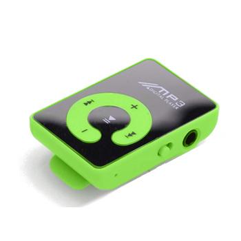 Big promotion Mirror Portable MP3 player Mini Clip MP3 Player waterproof sport mp3 music player walkman